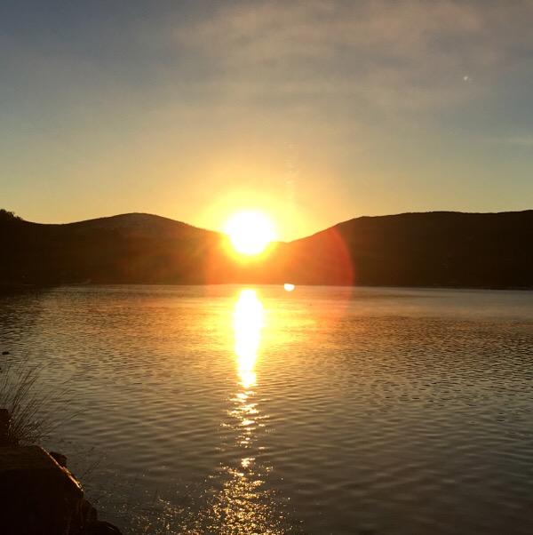 自然の恵みを満喫!山中湖の朝焼けと沼津港の美味しい朝ごはん体験